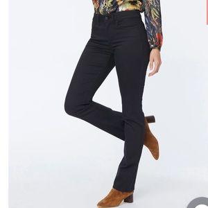 NWT NYDJ Marilyn Straight Leg Embellished Jeans